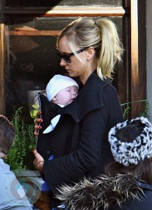 Kimberly Stewart and Delilah Del Toro in LA