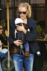 Kimberly Stewart and Delilah Del Toro in LA