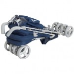 Joovy Groove Stroller - folded