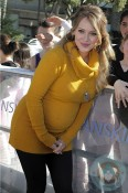 Pregnant Hillary Duff joins 'Danskin- Move For Change'