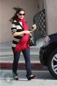 Pregnant Jennifer Garner out in LA