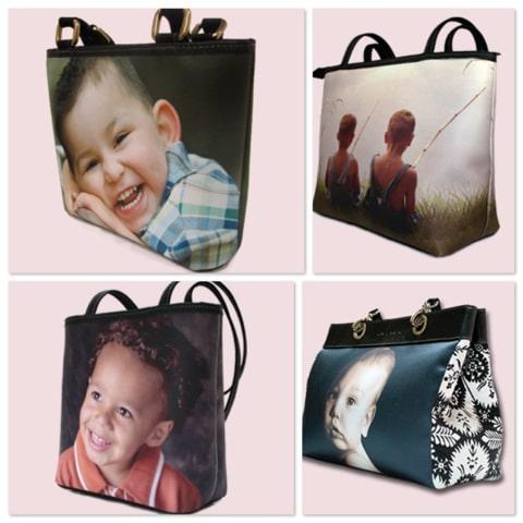 Custom Photo Handbags