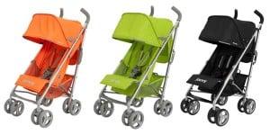 joovy Groove stroller - colors