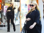 pregnant Jessica Simpson Wedding Dress Shopping