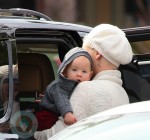 P!nk and daughter Willow At the park
