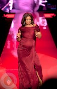 Pregnant Laila Ali Rocks the runway