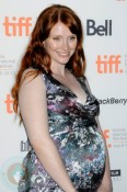 Pregnant Bryce Dallas Howard at the TIFF