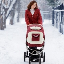 Bundle Up Baby! 7 Ways To Keep Your Little One Warm This Winter