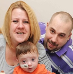 UK Mother and Baby Survive despite All Odds