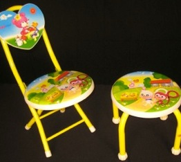 RECALL: Children's Chairs and Stools by Elegant Gifts Mart Due to Violation of Lead Paint Standard