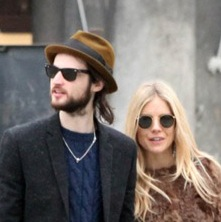 Sienna Miller Is Expecting!