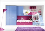 Battistella Klou XL loft bed