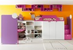 Battistella Klou XL loft bed 2