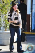 Mom-to-be Jennifer Garner out in LA