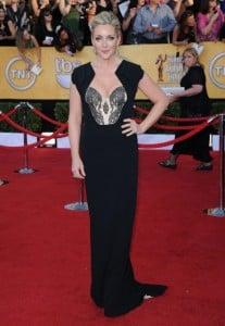 Jane Krakowski at 2012 Screen Actors Guild awards