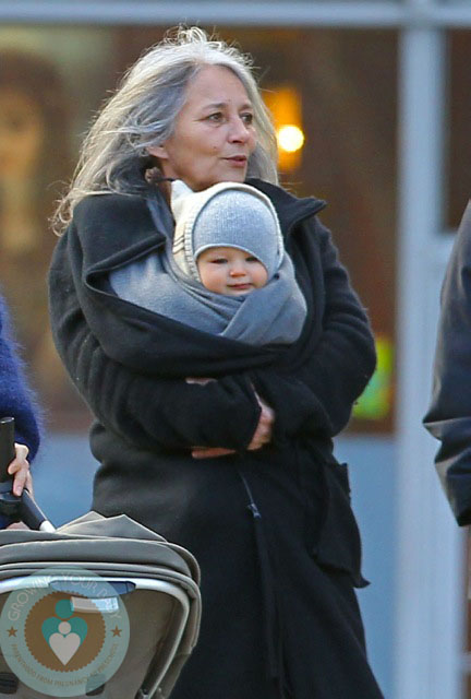 Marcel Canet With Grandson Marcel Growing Your Baby