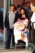 Melinda Star Guido leaved the hospital