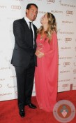 Molly Sims and Scott Stuber @ The Art of Elysium's 5th Annual Heaven Gala