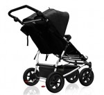 Mountain Buggy Duet Stroller - back