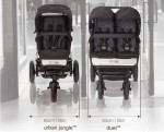 Mountain Buggy Duet Stroller comparison
