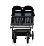 Mountain Buggy Duet Stroller front view