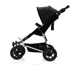 Mountain Buggy Duet Stroller side view