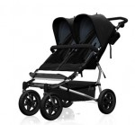 Mountain Buggy Duet Stroller - side view