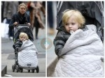 Naomi Watts with Sammy in NYC