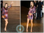 Pregnant Alessandra Ambrosio Walks The Runway in Sao Paolo