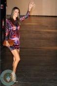 Pregnant Alessandra Ambrosio Walks The Runway in Sao Paolo -6