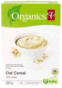 Recalled President's Choice Organics cereal - 4
