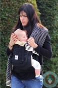 Selma Blair with her son Arthur out in LA