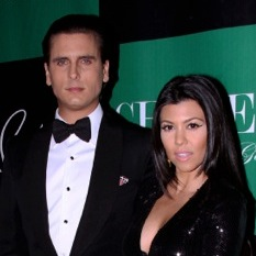 Kourtney Kardashian Expecting A Baby Girl!