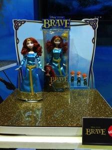 BRAVE Merida styling doll