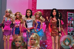 Barbie 2012 fashions