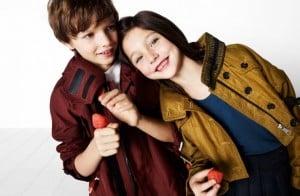 Burberry Childrenswear SpringSummer 2012