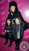 Deborah Lee Furness with daughter Ava Jackman at Barbies closet event