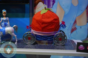 Disney's Princess Coach as a pumpkin