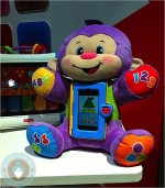 Fisher-Price Apptivity bear