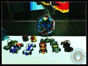Hot Wheels® Ballistiks 2012