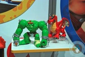 Imaginex 2012 Ogre and Dragon