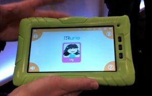 """Kurio 7"""" tablet preview"""