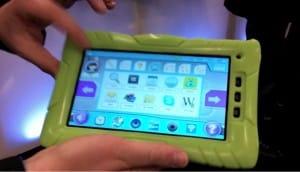 "Kurio 7"" tablet preview Toy Fair 2012"
