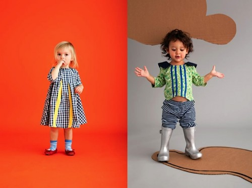 Little Esop Spring Summer 2012