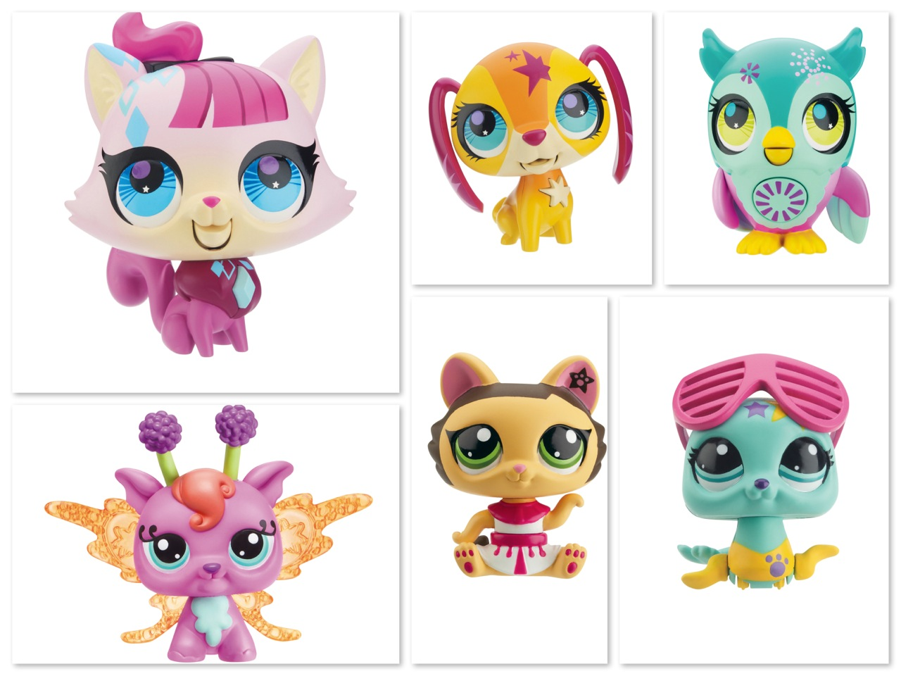 littlest pet shop birthday party pack toys at marshalls