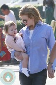 Nicole Kidman and daughter Faith Urban