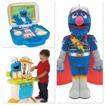 Playskool Sesame Street 2012 toys