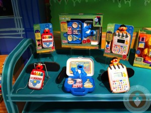 Playskool Sesame Street collection 2012