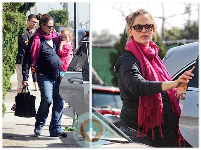 Jennifer garner due date in Brisbane