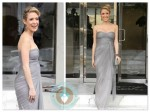 Pregnant Kristin Cavallari getting ready for the Oscars